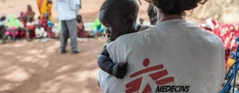 NOSO : MSF reclame une meilleure protection pour son staff